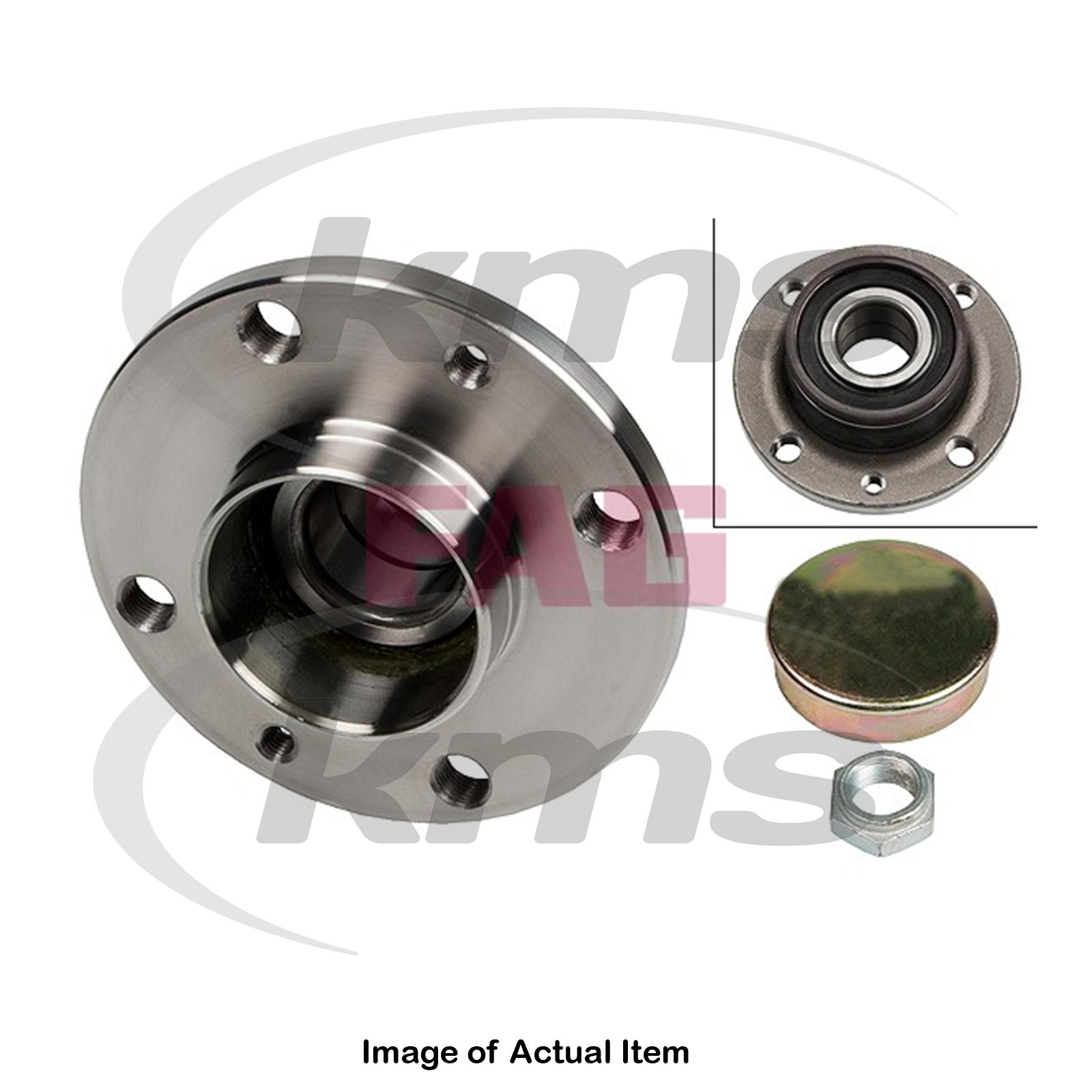 Febi Wheel Hub Inc Bearing 19345 OEM 51754193