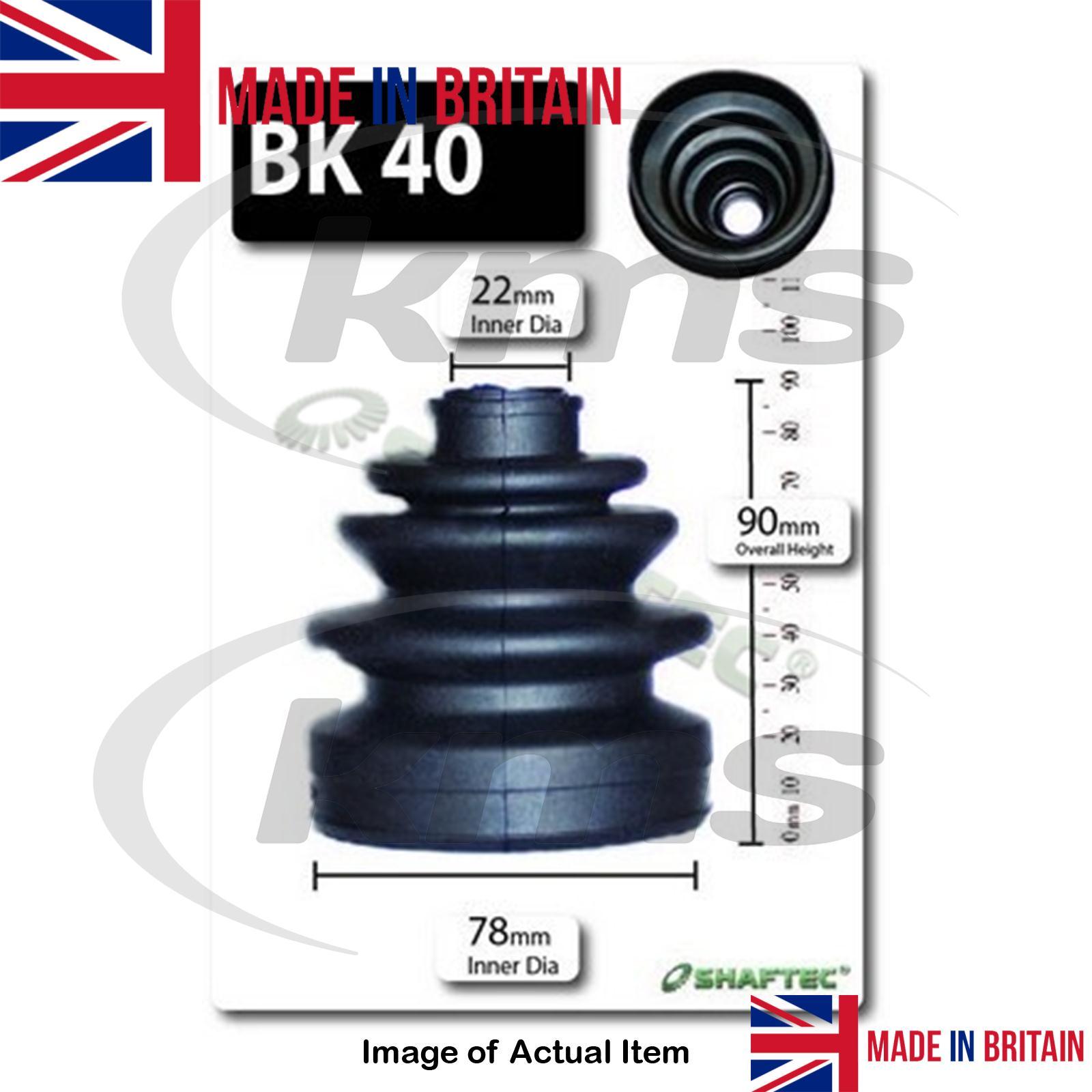 Japko 63291 Bellow drive shaft