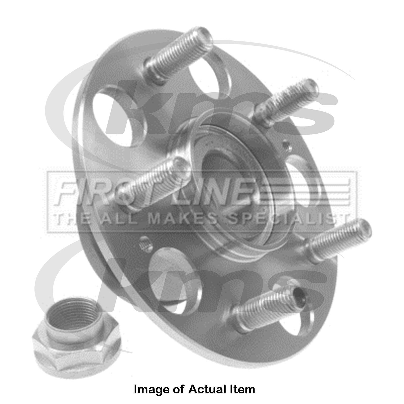 IPS PART iub-10431/Kit Rear Wheel Bearing