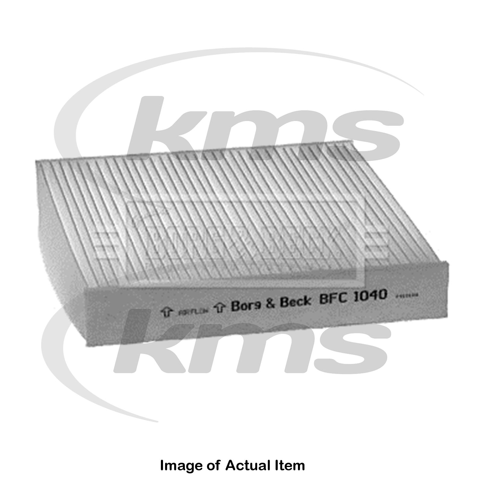 Borg /& Beck BFC1240 Cabin Filter