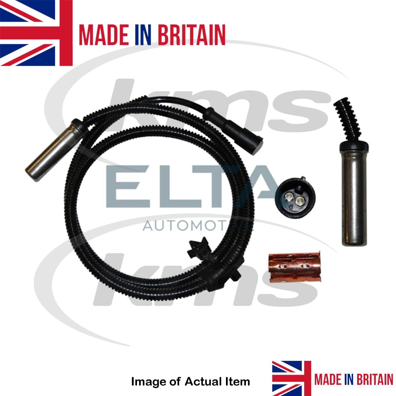 Delphi Rear Left ABS Sensor Wheel Speed Anti-Lock Brake Genuine OE Quality