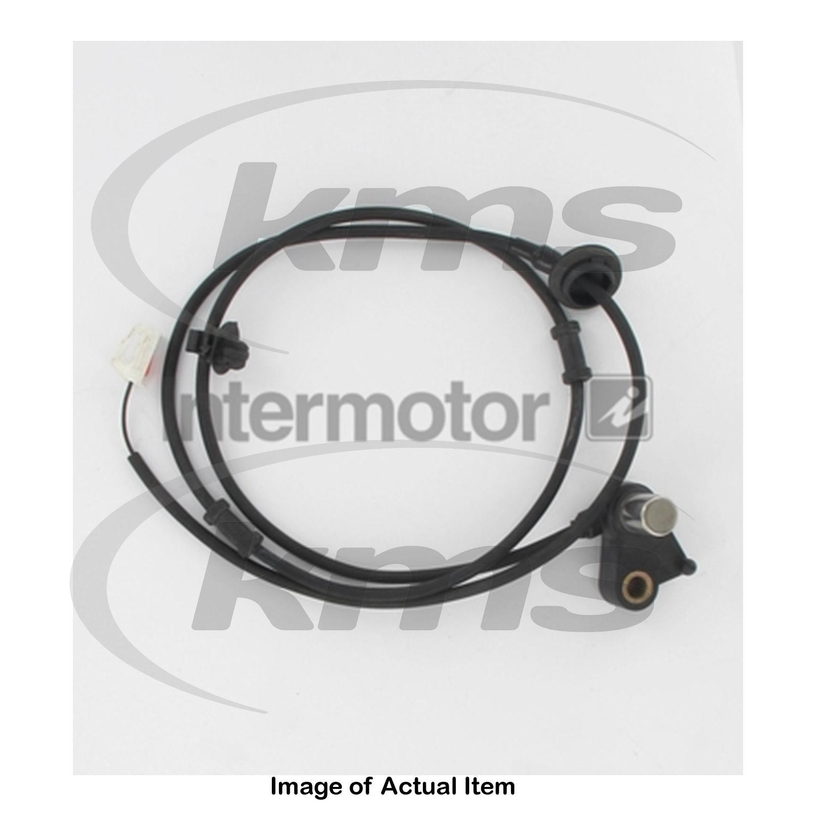 Intermotor Front ABS Wheel Speed Sensor Anti-Lock Brake Genuine OE Quality