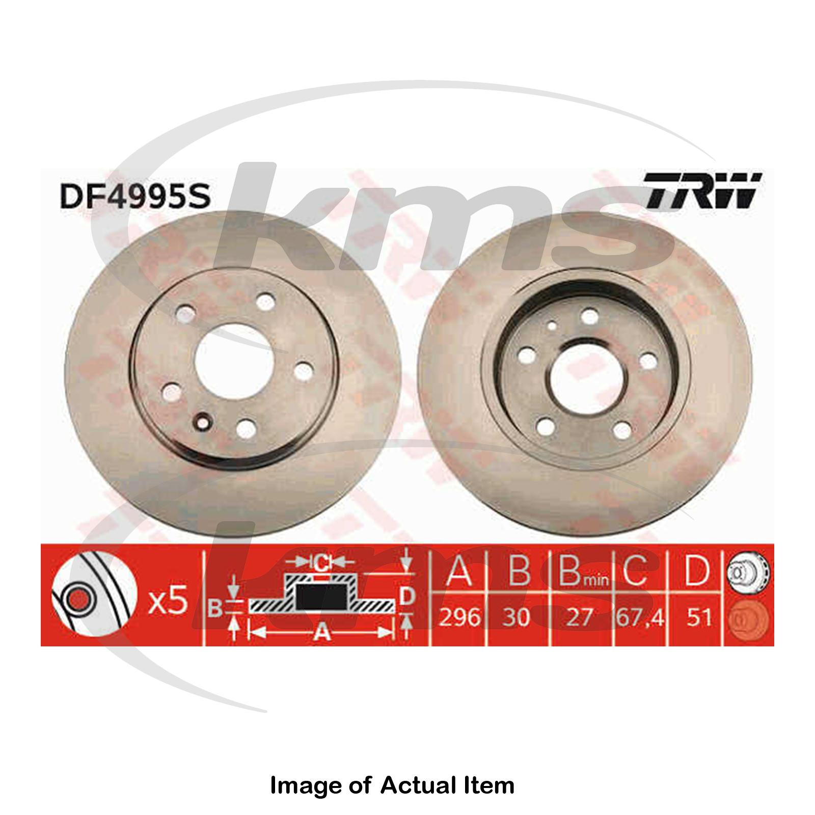 NEW MINTEX FRONT BRAKE DISCS AND PADS SET MDK0233 FREE NEXT DAY DELIVERY