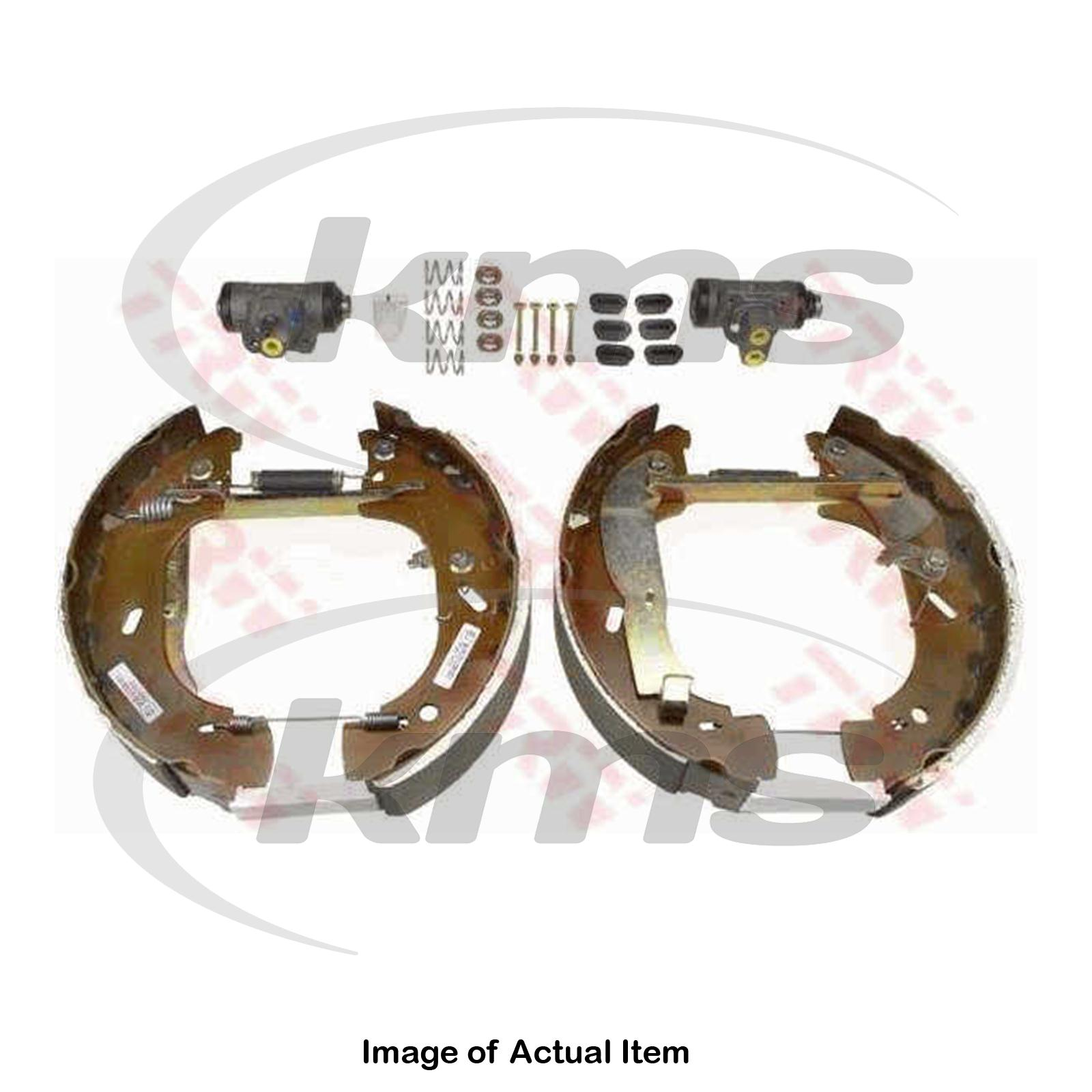 Brake Shoes GSK1674 TRW Set Genuine Top Quality Replacement New