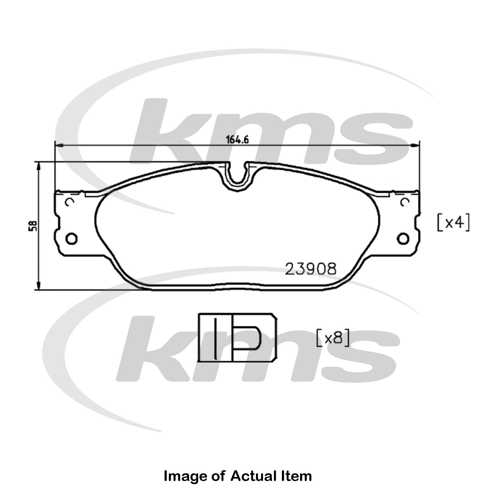 FORD BANTAM 1.8D Sump Gasket 01 to 06 RTP Payen 1078498 XS4Q6710AE Quality New