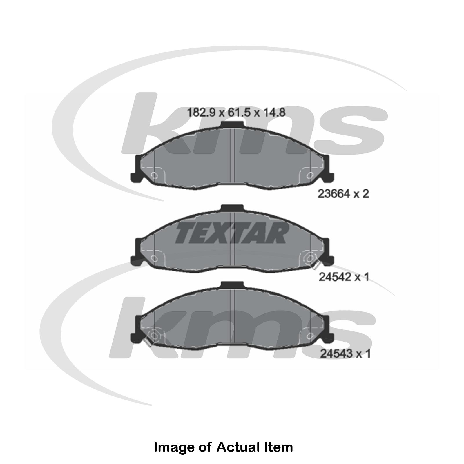 MDB2299 MINTEX Brake Pad Set disc brake rear