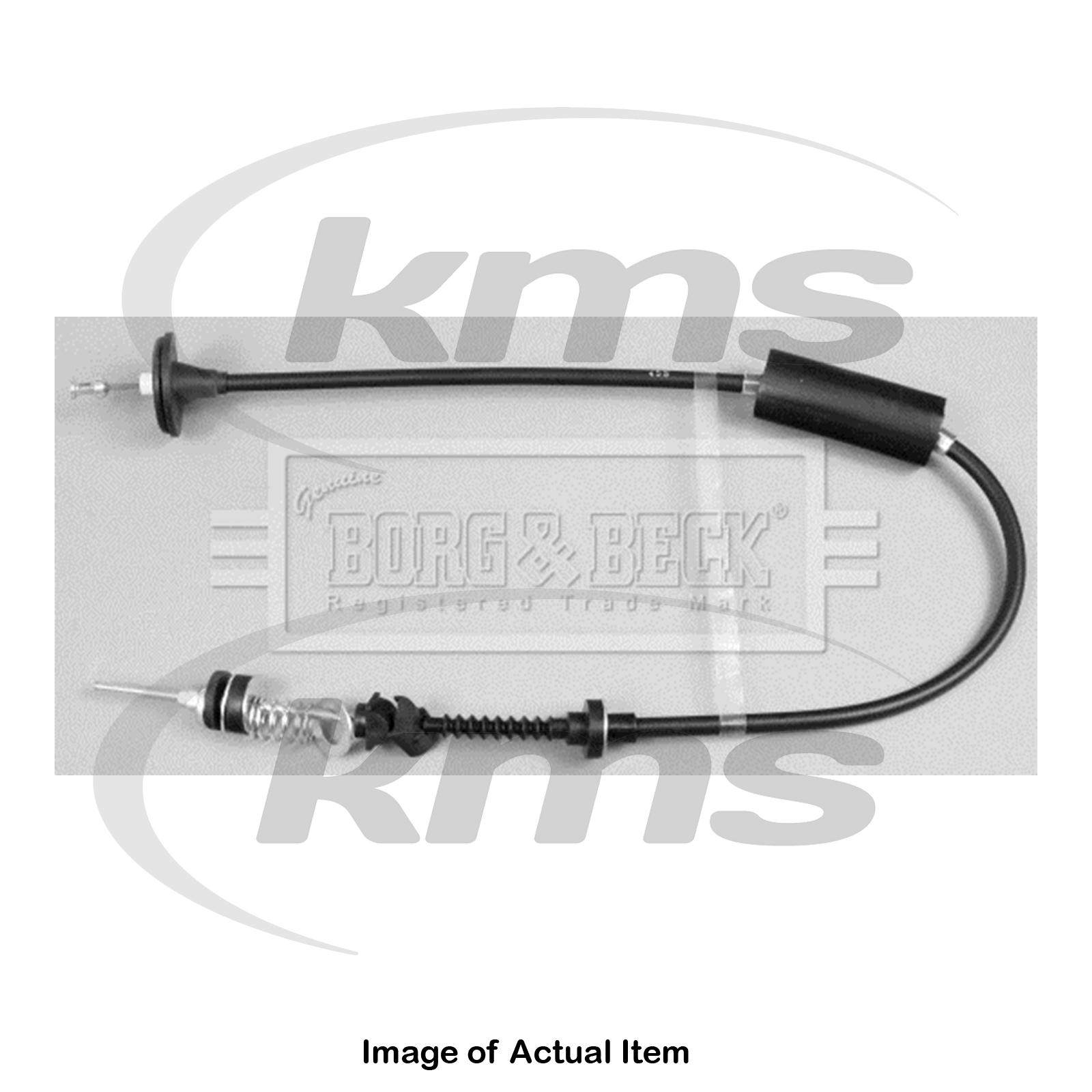Borg and Beck BKC1486 Clutch Cable