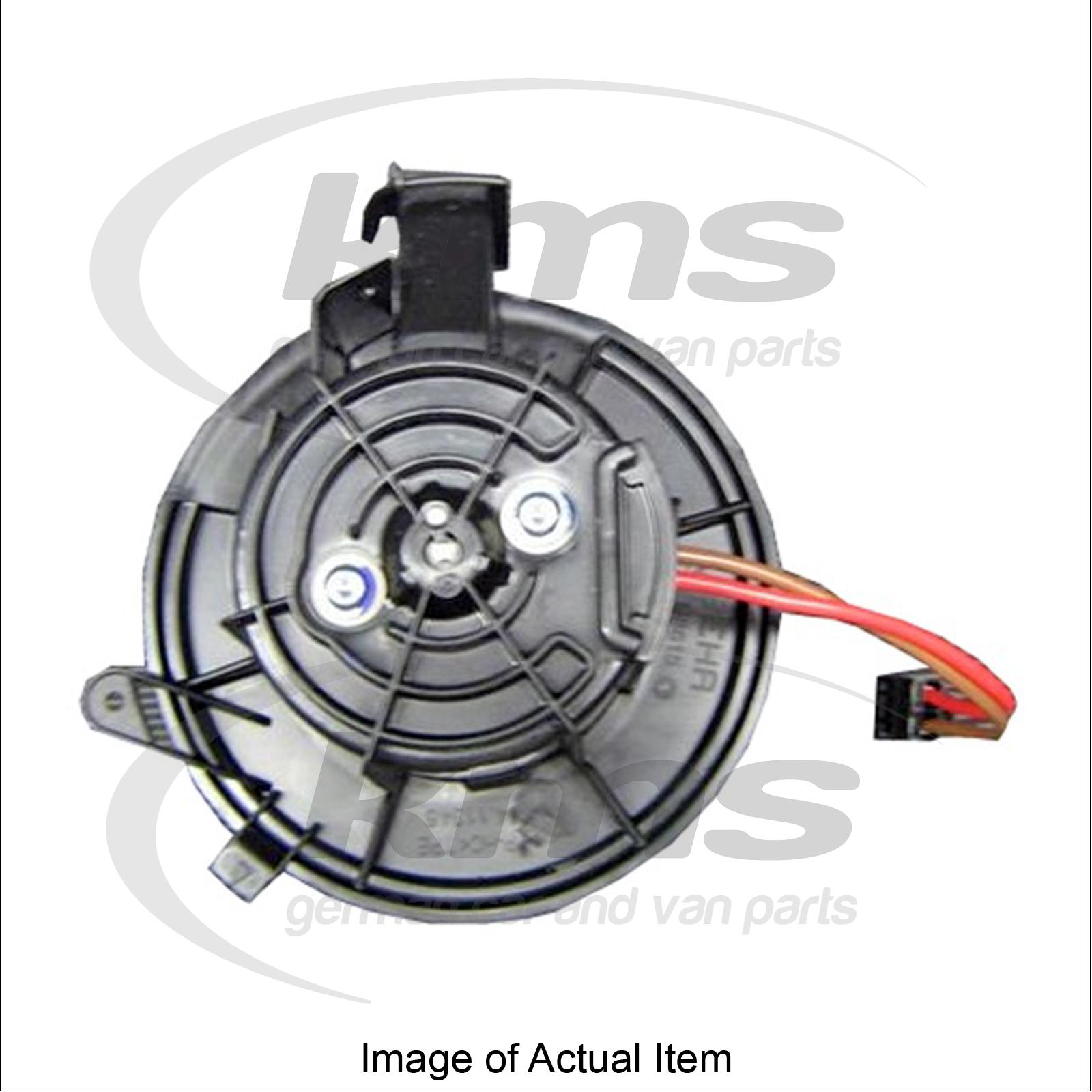 Interior calentador Motor del ventilador con ventilador