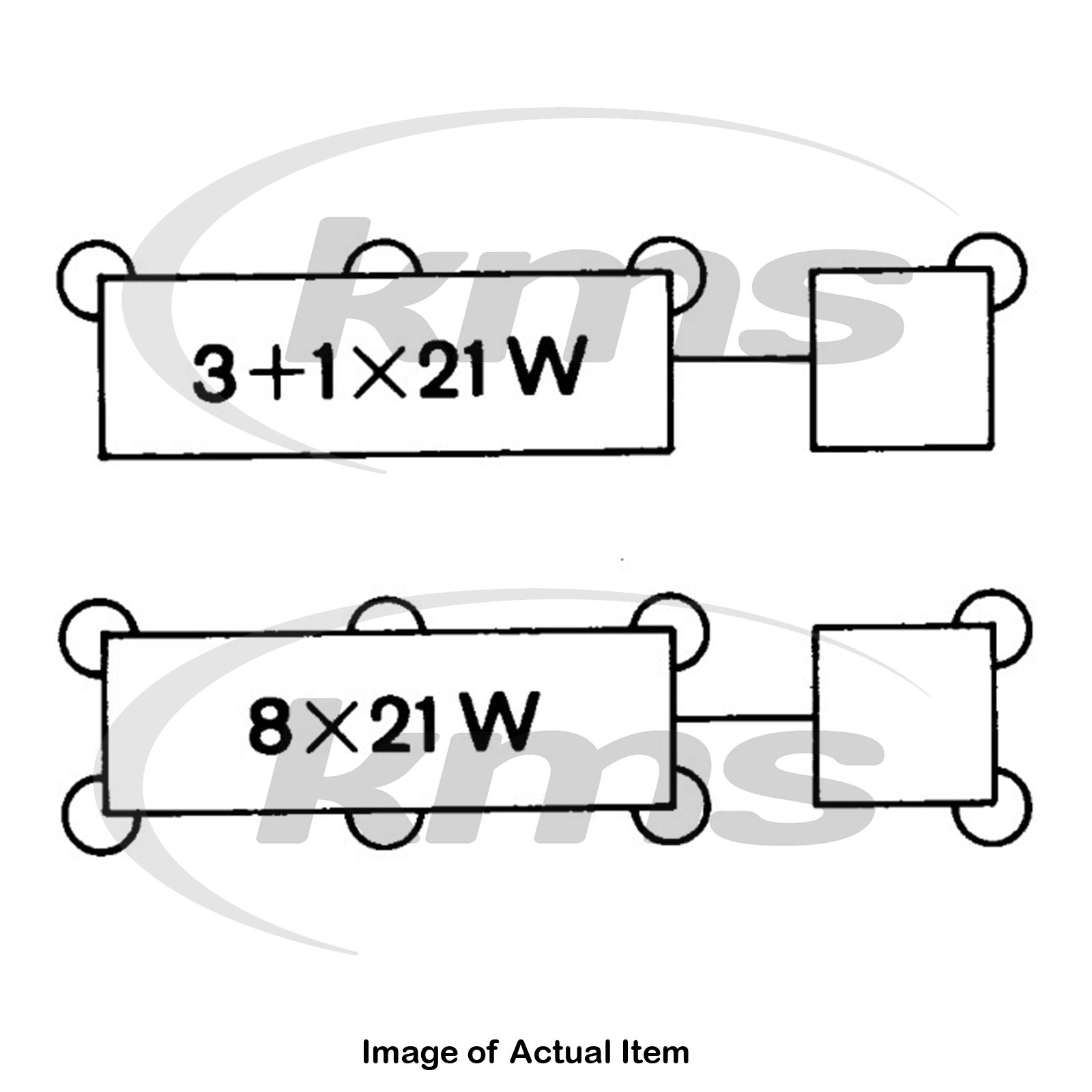 New Genuine Hella Flasher Relay Unit 4dw 004 513 021 Top German Pin Electronic Car Pictures Sentinel Quality
