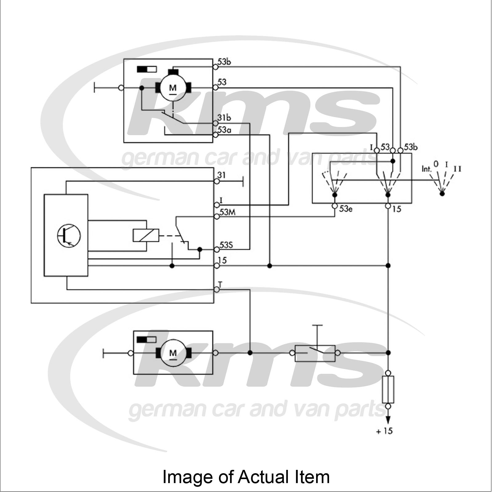 New Genuine Hella Wipe Wash Interval Relay 5wg 003 620 081 Mk2 Top Diagram Sentinel German Quality