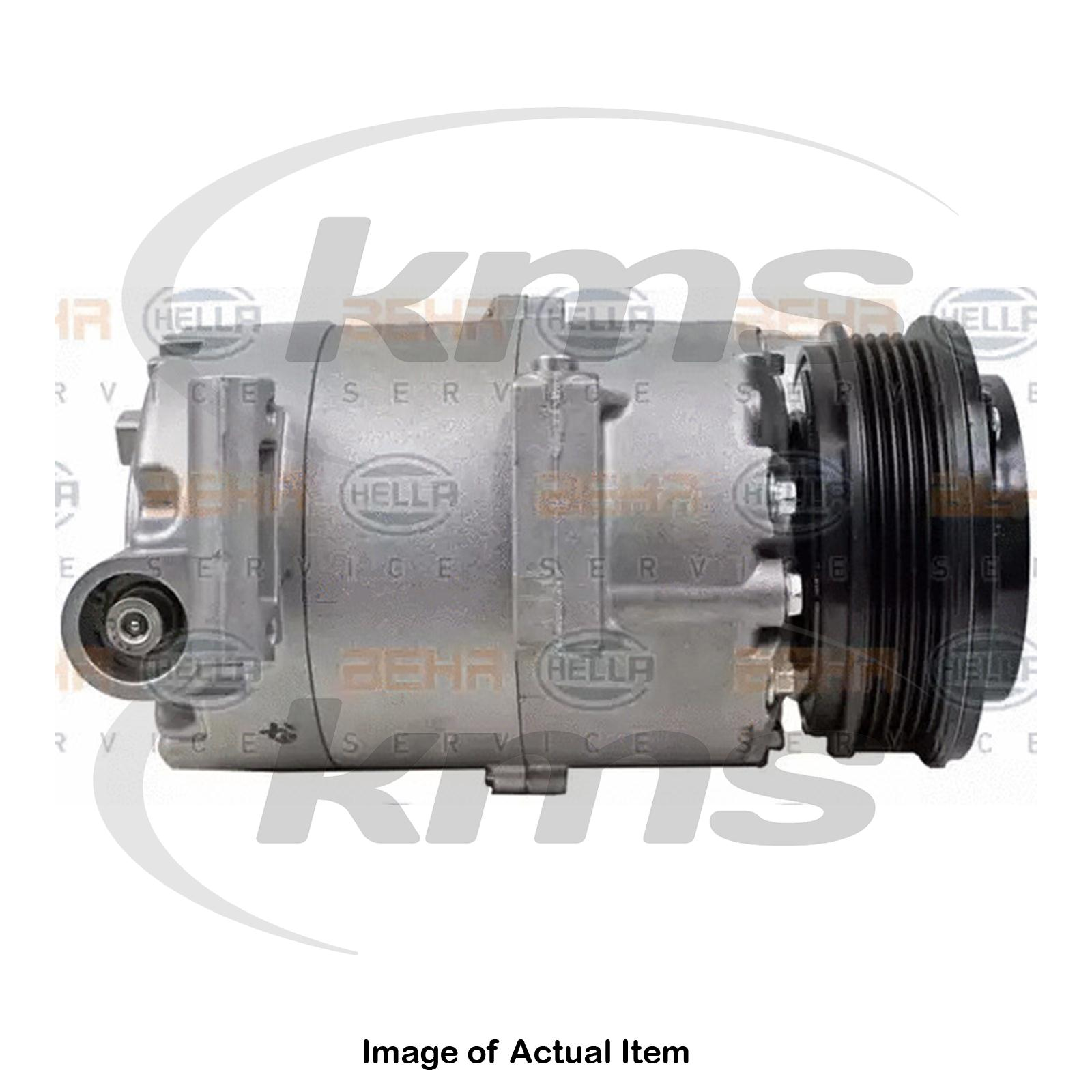 New Genuine Hella Air Conditioning Compressor 8fk 351 339 421 Top Evaporator Isuzu Panther R134 Sentinel German Quality