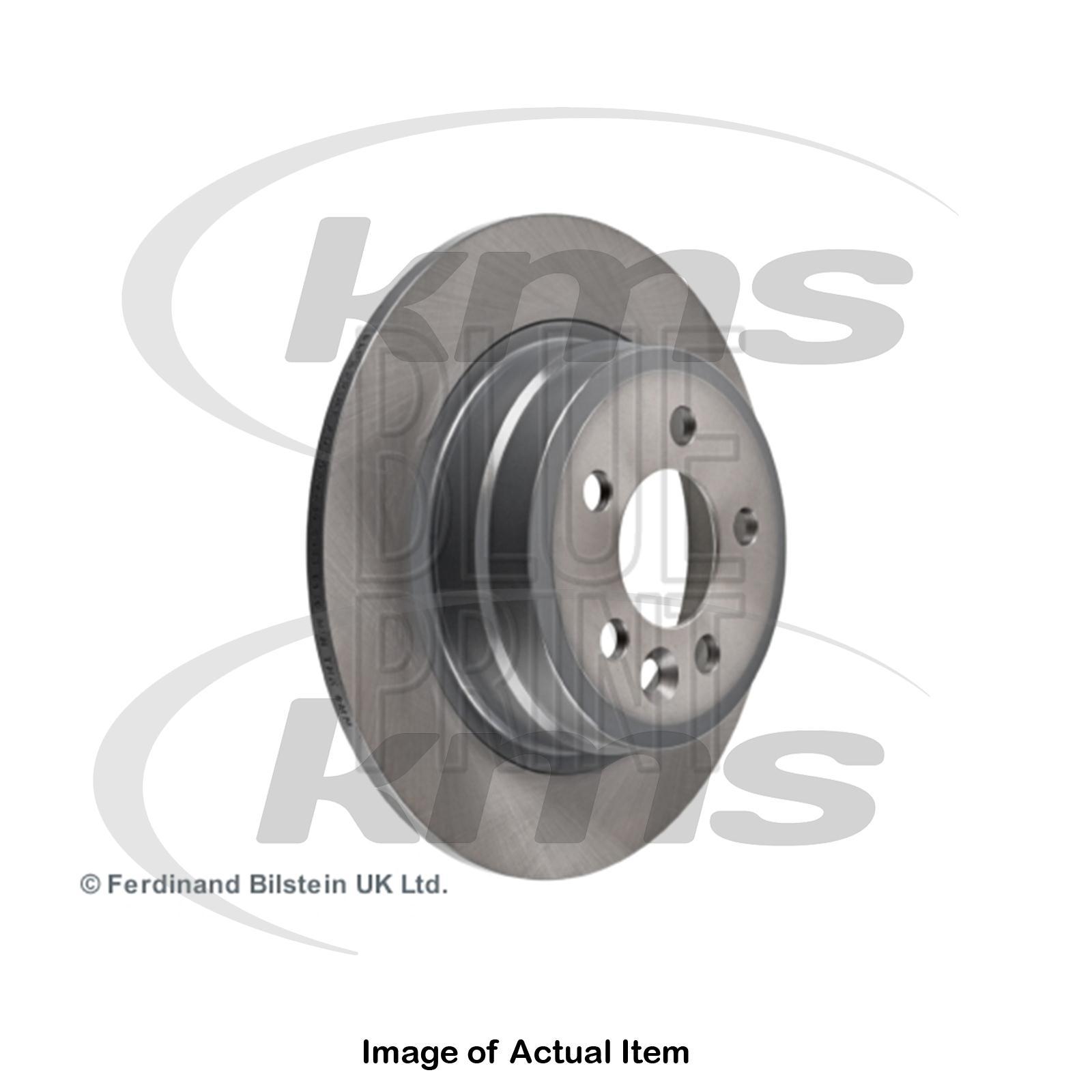 New Peugeot 5008 2.0 HDI Genuine Mintex Front Brake Discs Pair x2