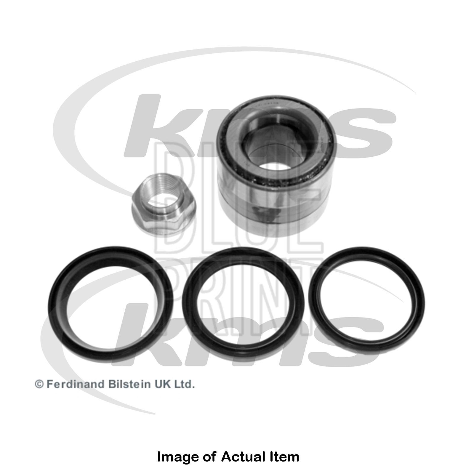 Genuine Blue Print Rear Axle Wheel Bearing Kit ADG083104