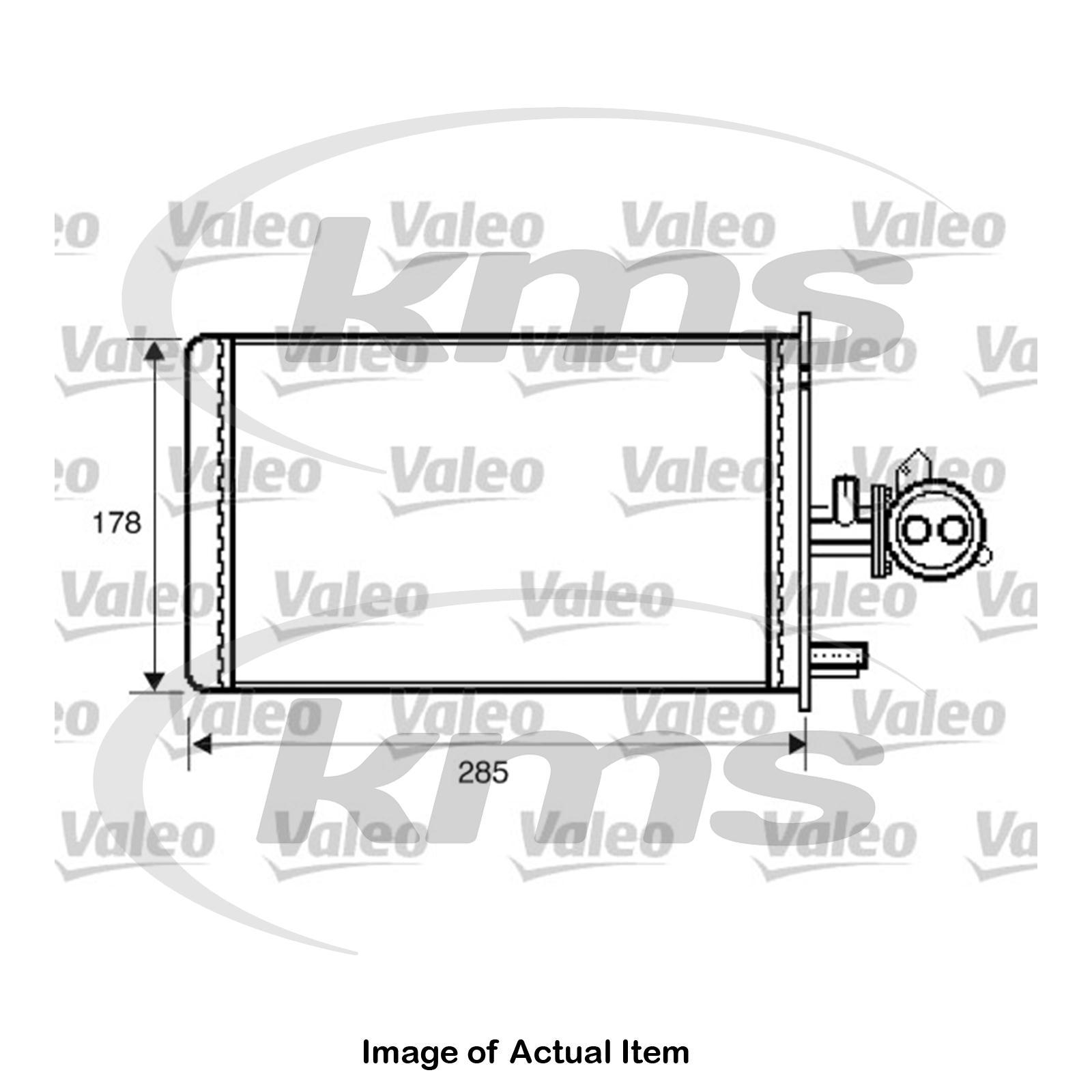 Innenraumheizung Valeo 812337 W/ärmetauscher