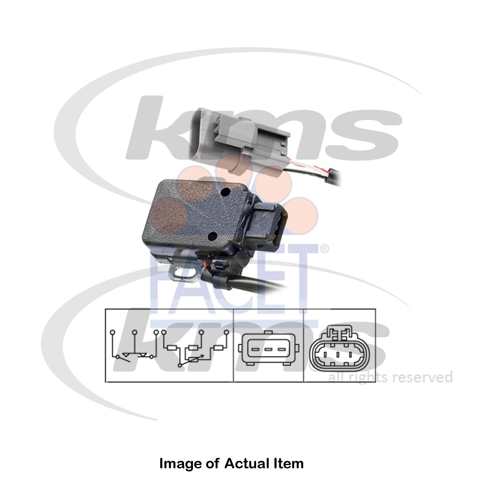 New Genuine FACET Carburettor  Throttle Position Sensor 10.5062 Top Quality