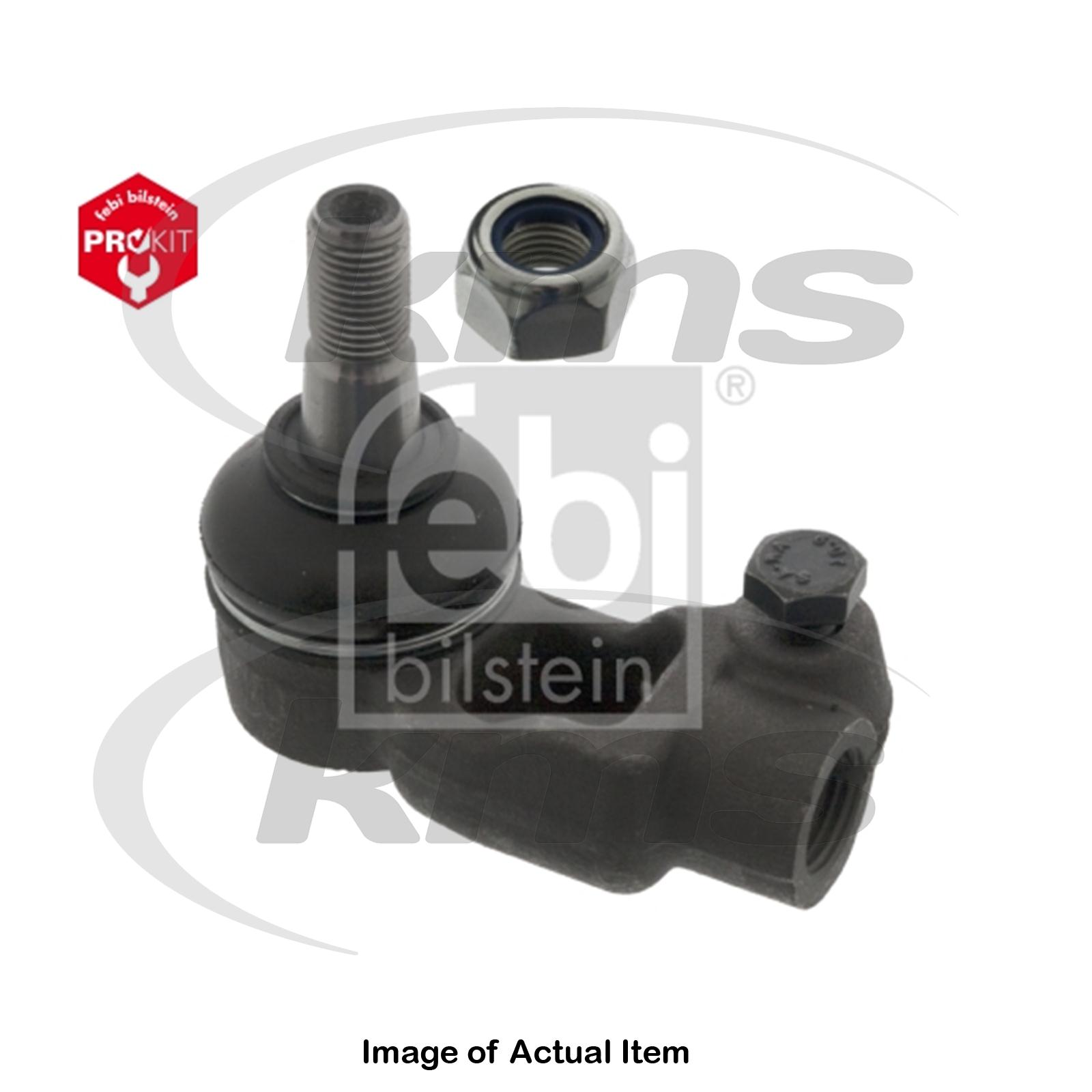 Left OE Quality OP-ES-5377 Front Axle Track Tie Rod End MOOG Outer