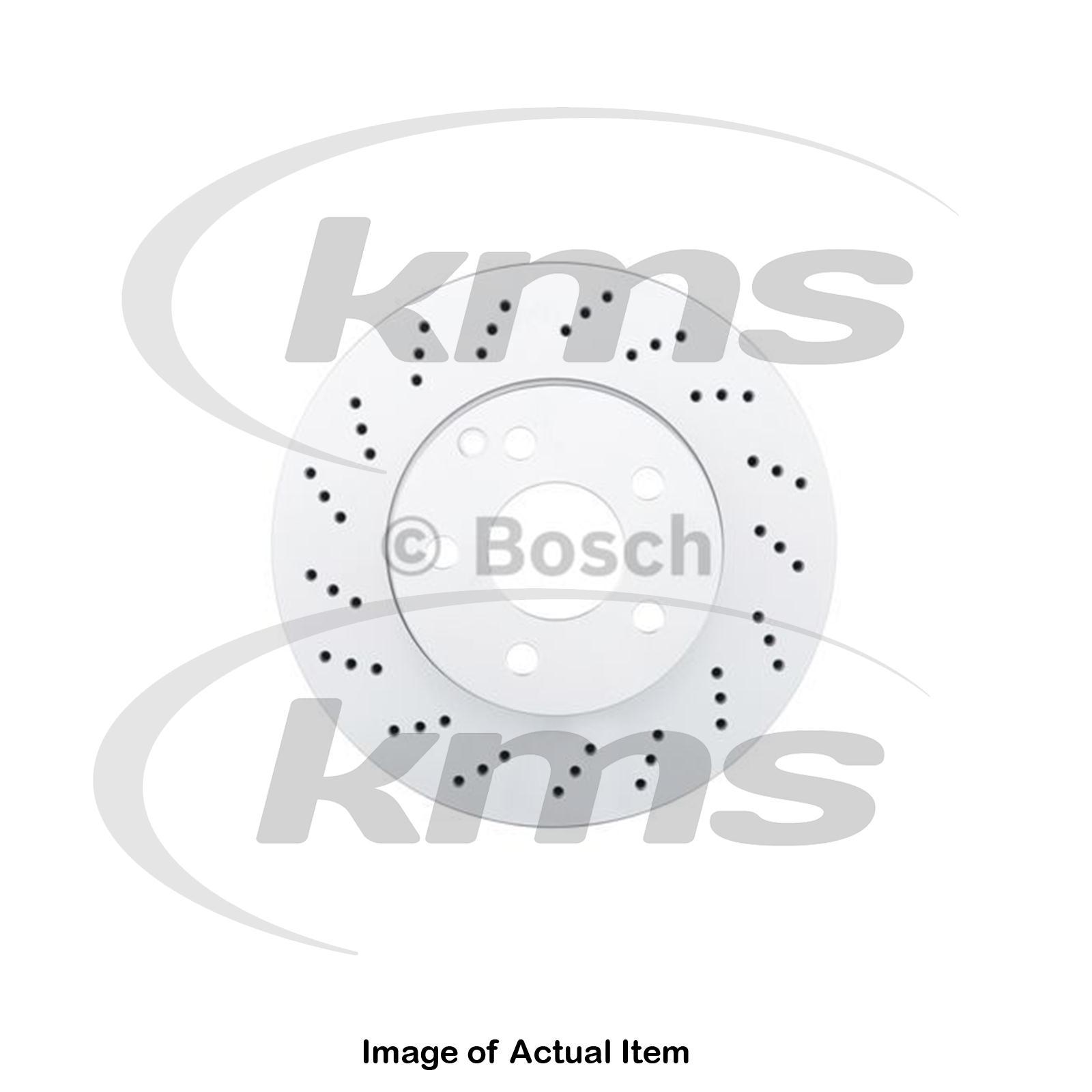 0 986 479 009 2x disque de frein frein Neuf BOSCH