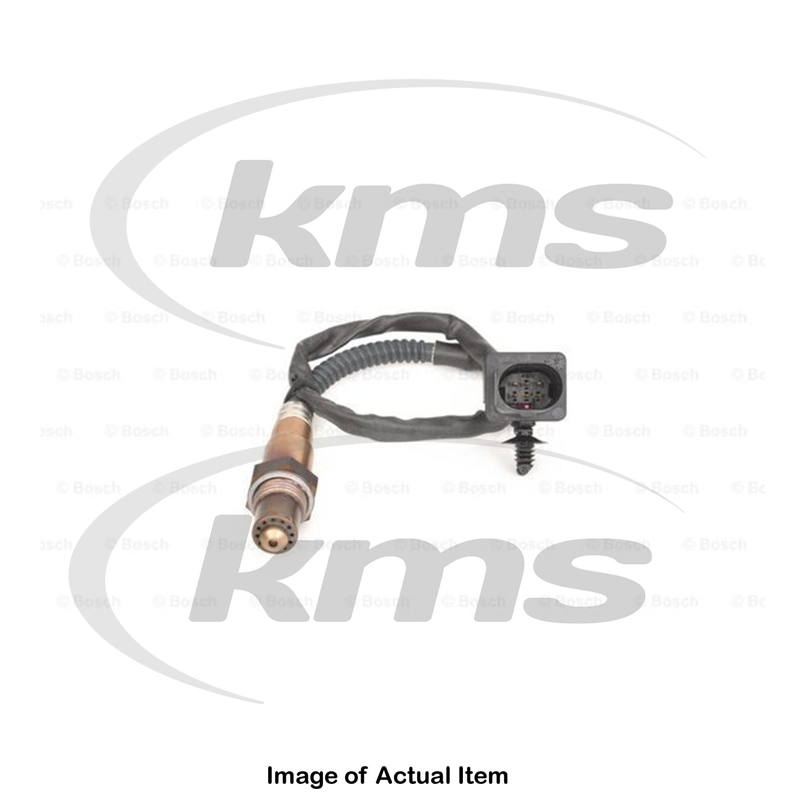 Lambda Sensor 0258017454 Bosch Oxygen Genuine Top Quality Wiring Picture 2 Of 4