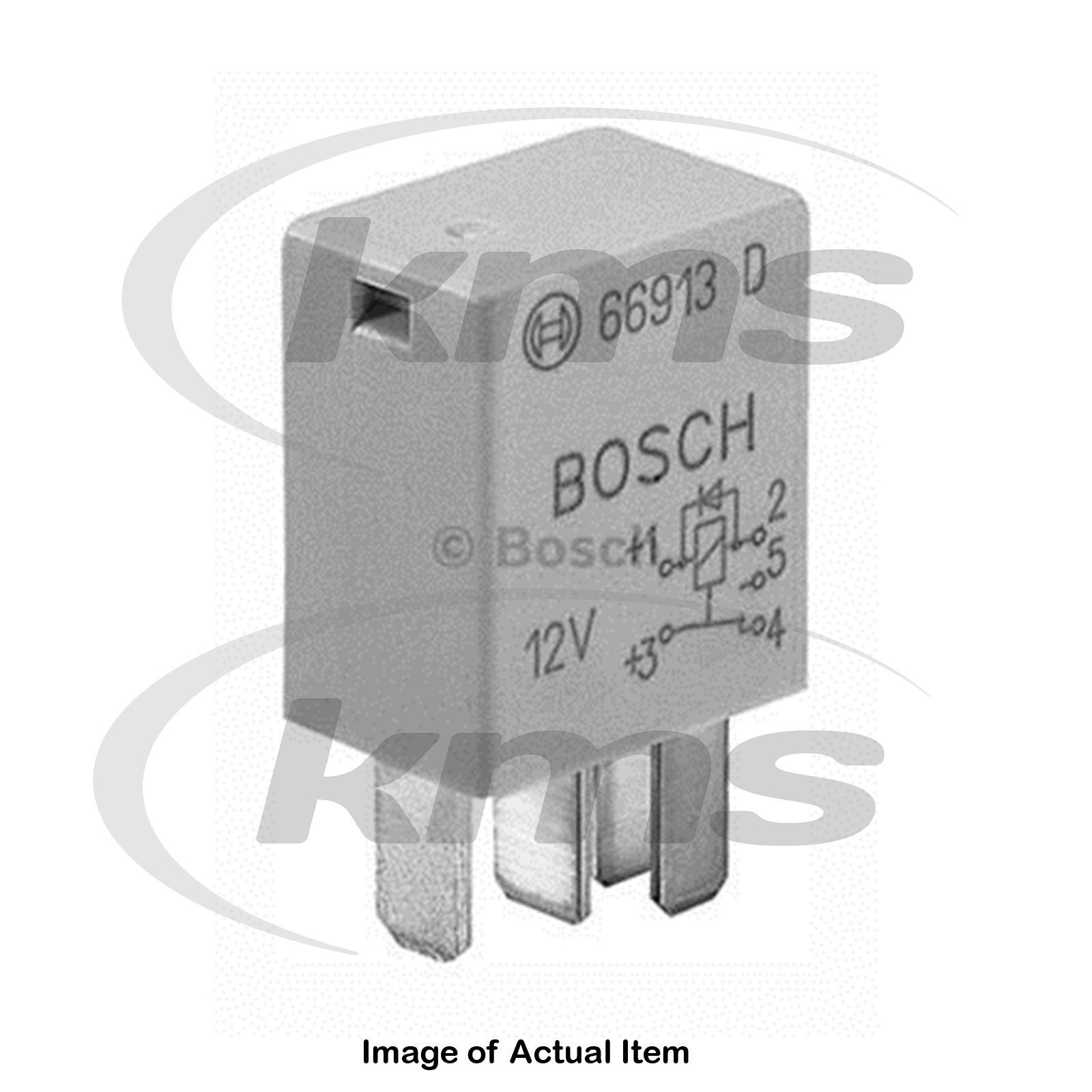 Genuine Bosch Rain Sensor Control Unit 0 332 207 319 Top German Circuit New Quality