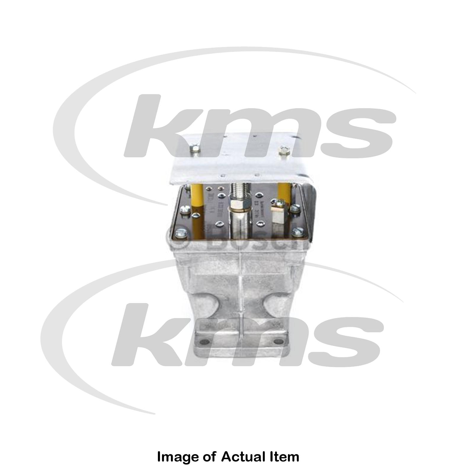 New Genuine BOSCH Battery Relay 0 333 301 010 Top German Quality