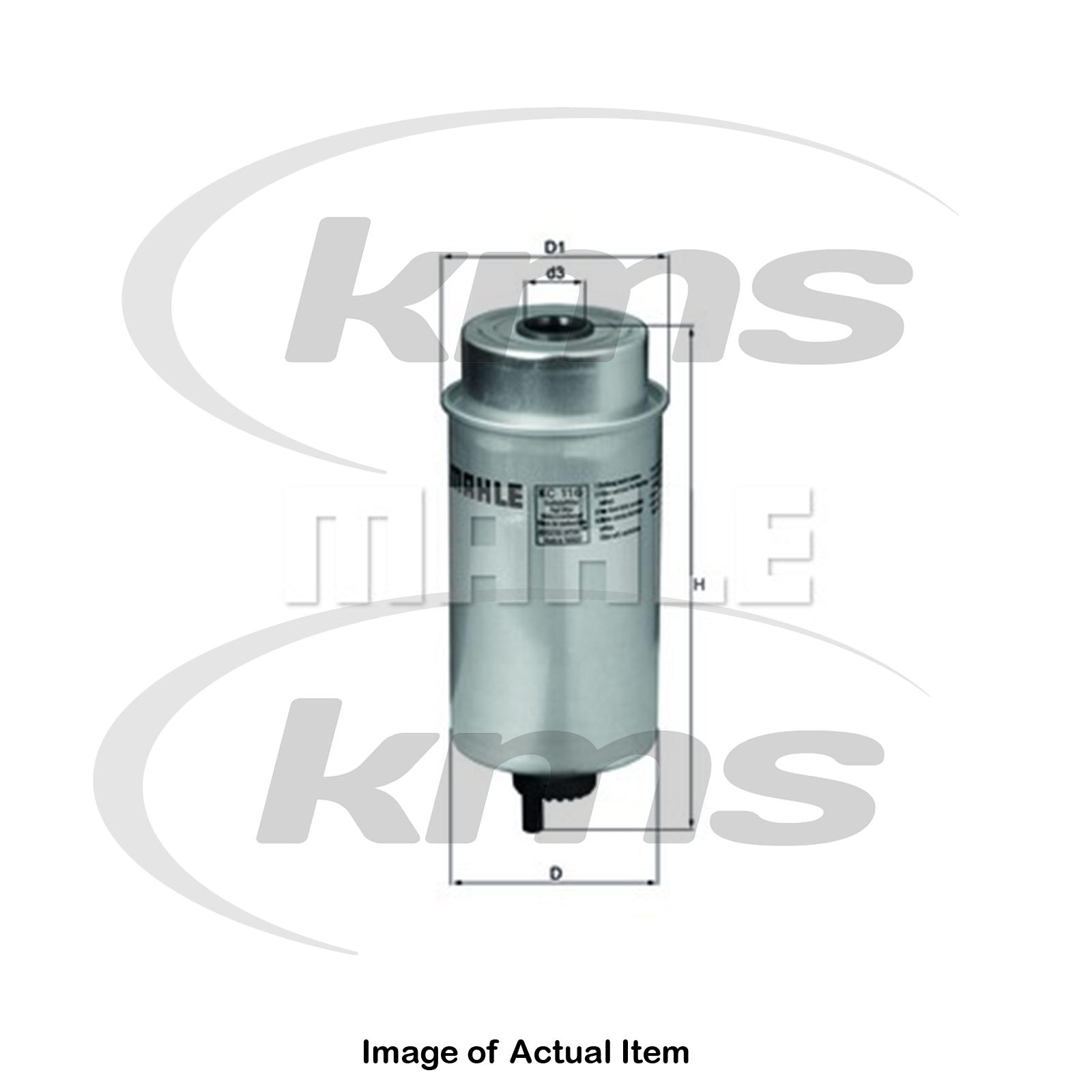 Genuine Comline Fuel Filter EFF037