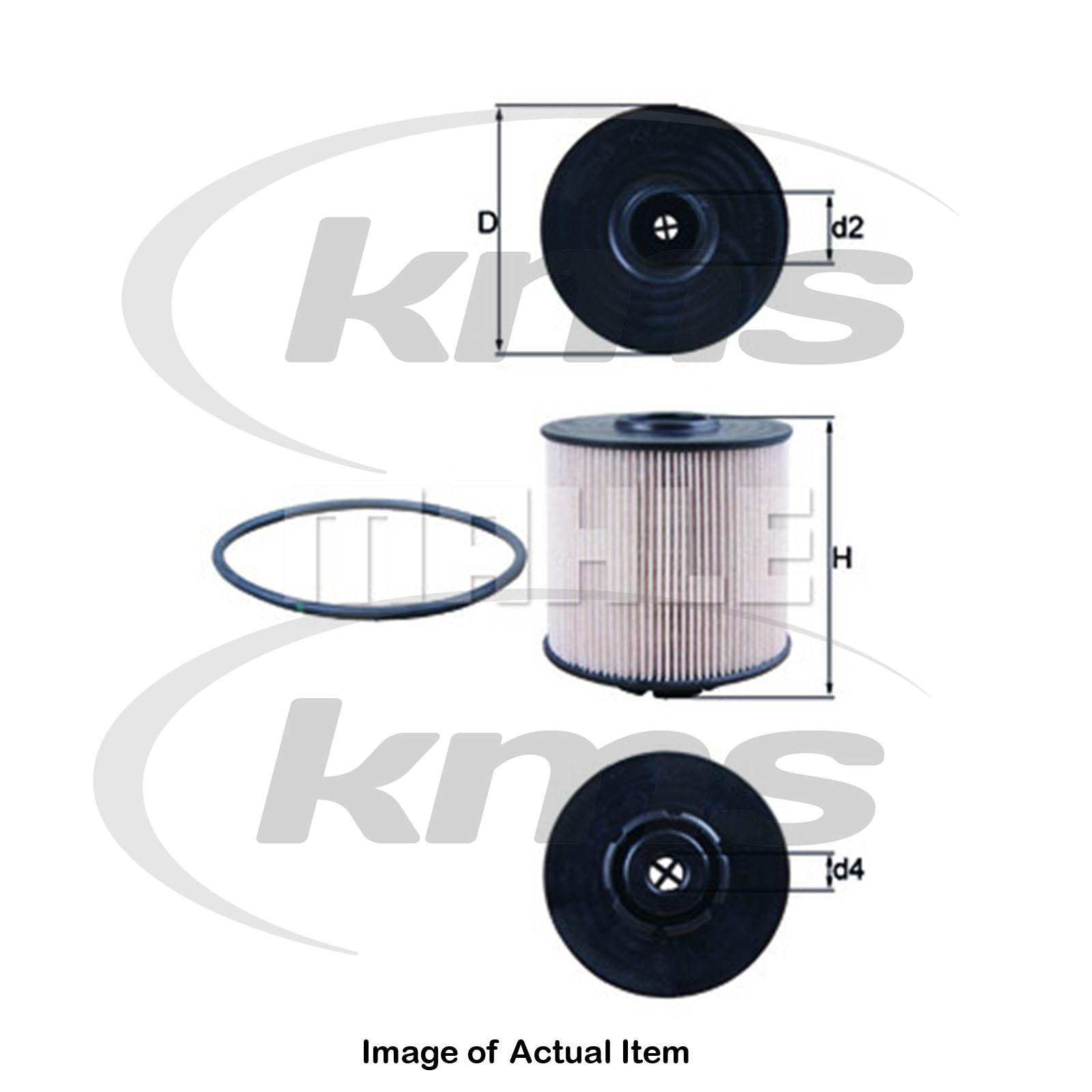 New Genuine Mahle Fuel Filter Kx 67 2d Top German Quality C230 Sentinel