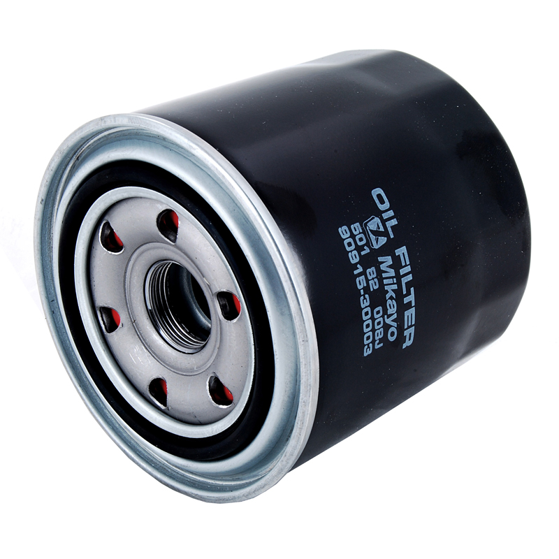 mikayo oil filter spin-on type toyota rav 4 previa picnic mazda bt