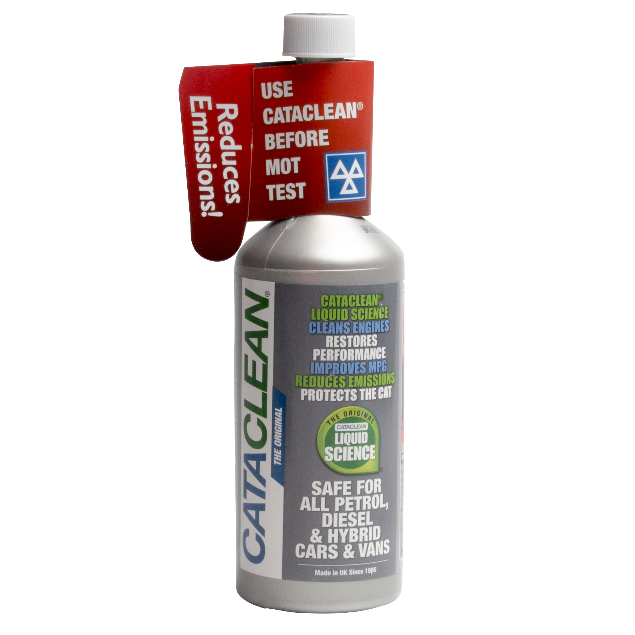 Cataclean For Petrol Diesel 450ml Catalytic Converter Additive To