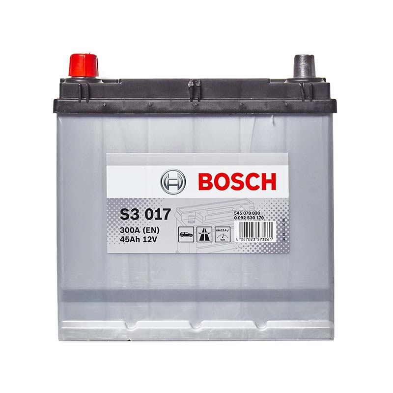 Type 063 Car Battery 520CCA OEM Replacement Bosch 12V 52Ah 5 Years Wty Sealed