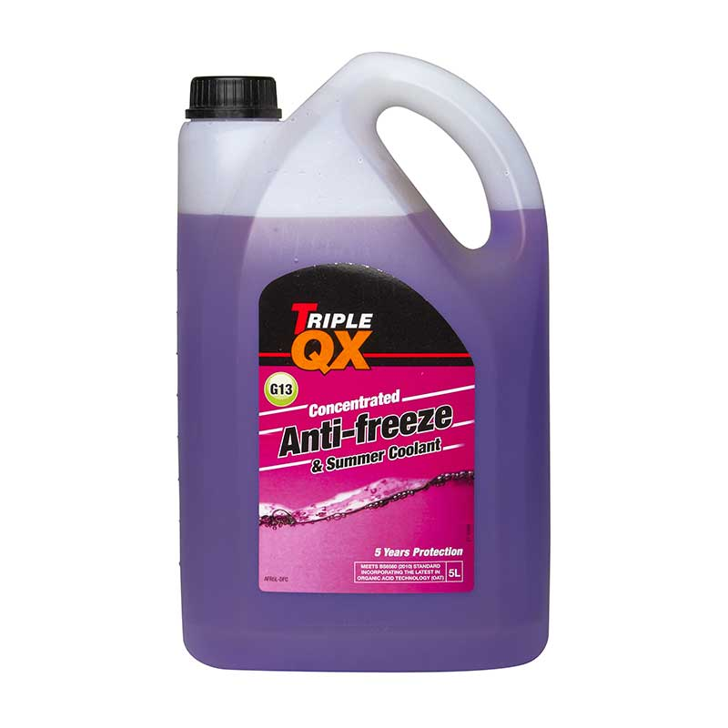 How Long Will Coolant Last In A New Car