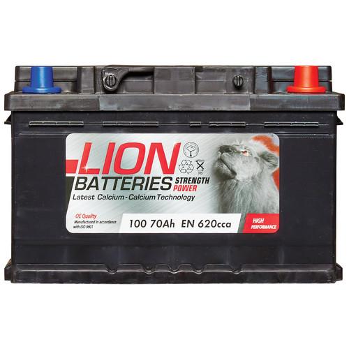 lion batteries car battery 12v 70ah type 100 620cca sealed. Black Bedroom Furniture Sets. Home Design Ideas