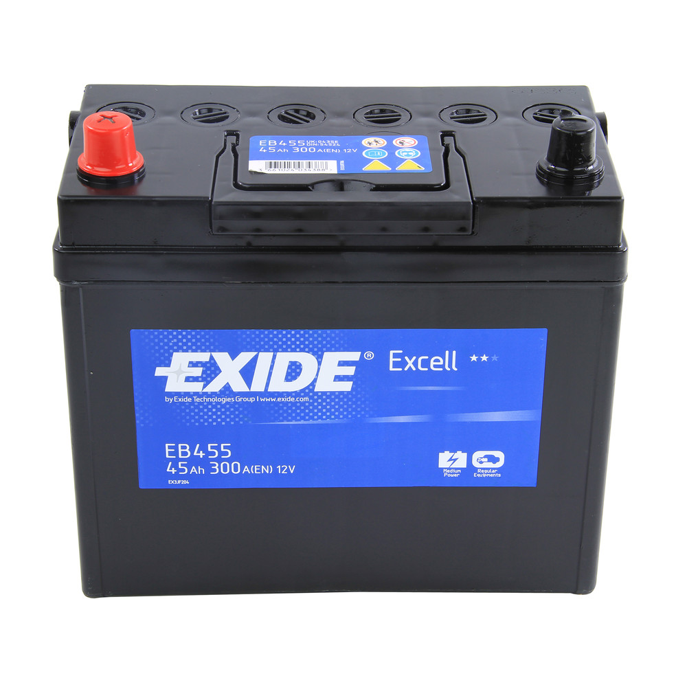 Exide Excell Car Battery Type 159 / 043 (3 Year Guarantee ...