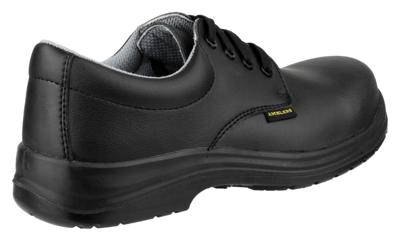 Amblers Safety FS662 Safety Lace Up Black Size 10 R9iILg98B