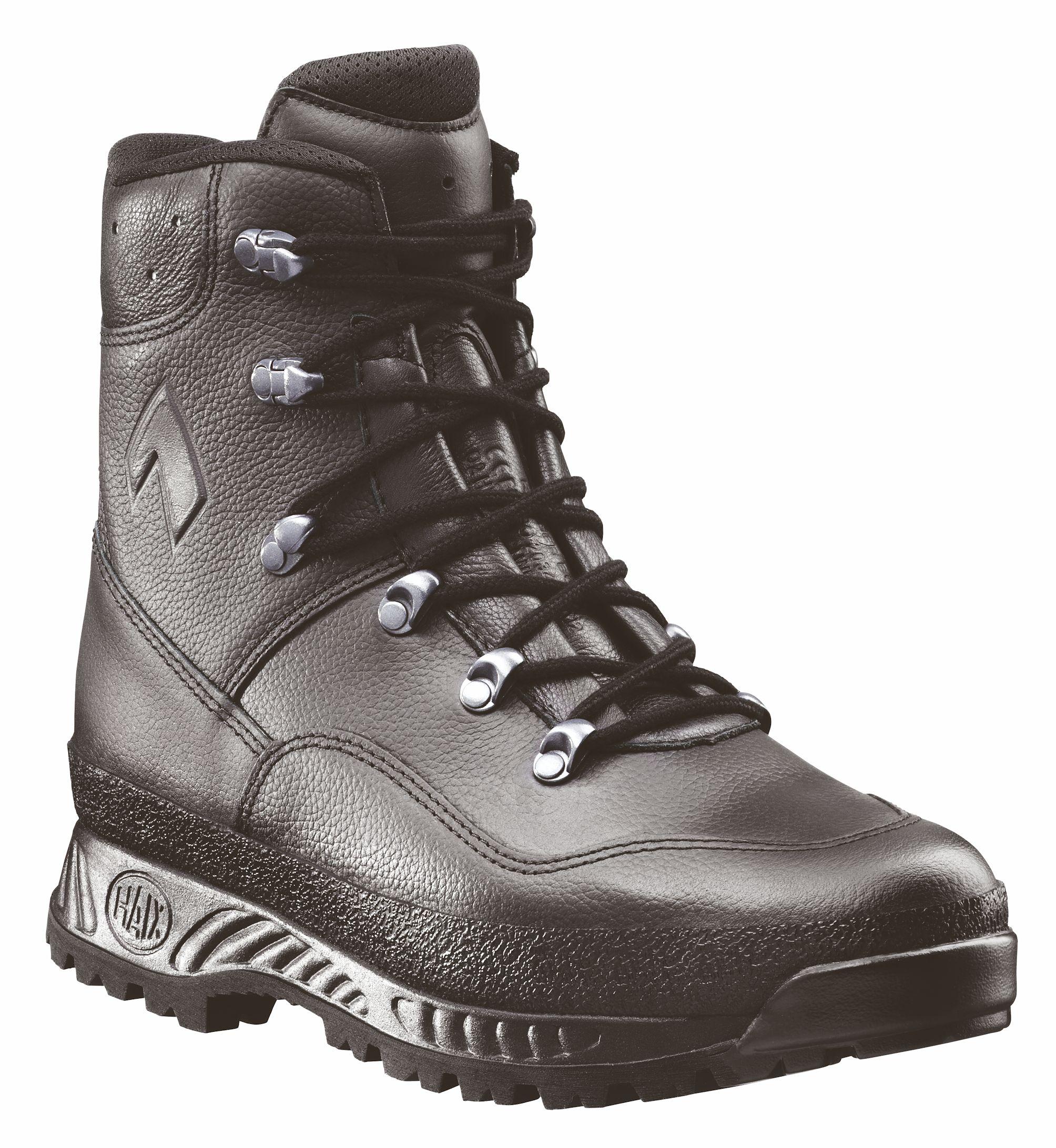 HAIX wasserdichte Ranger BGS  Uomo wasserdichte HAIX Gore-Tex-Polizei-Boot 699cb2