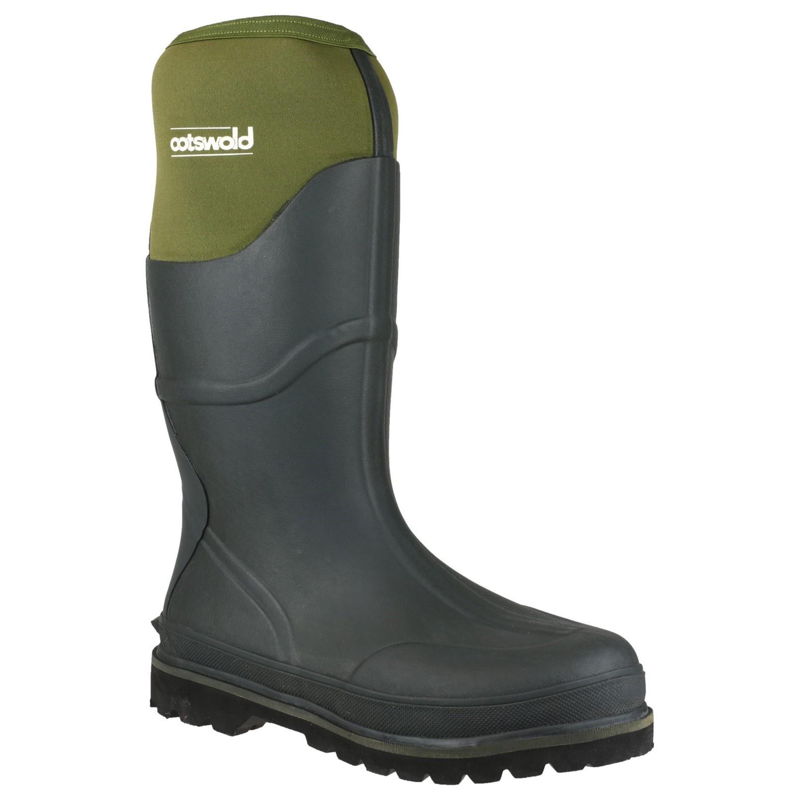 Cotswold Ranger Neopreno botas Wellington Para hombre cómodo