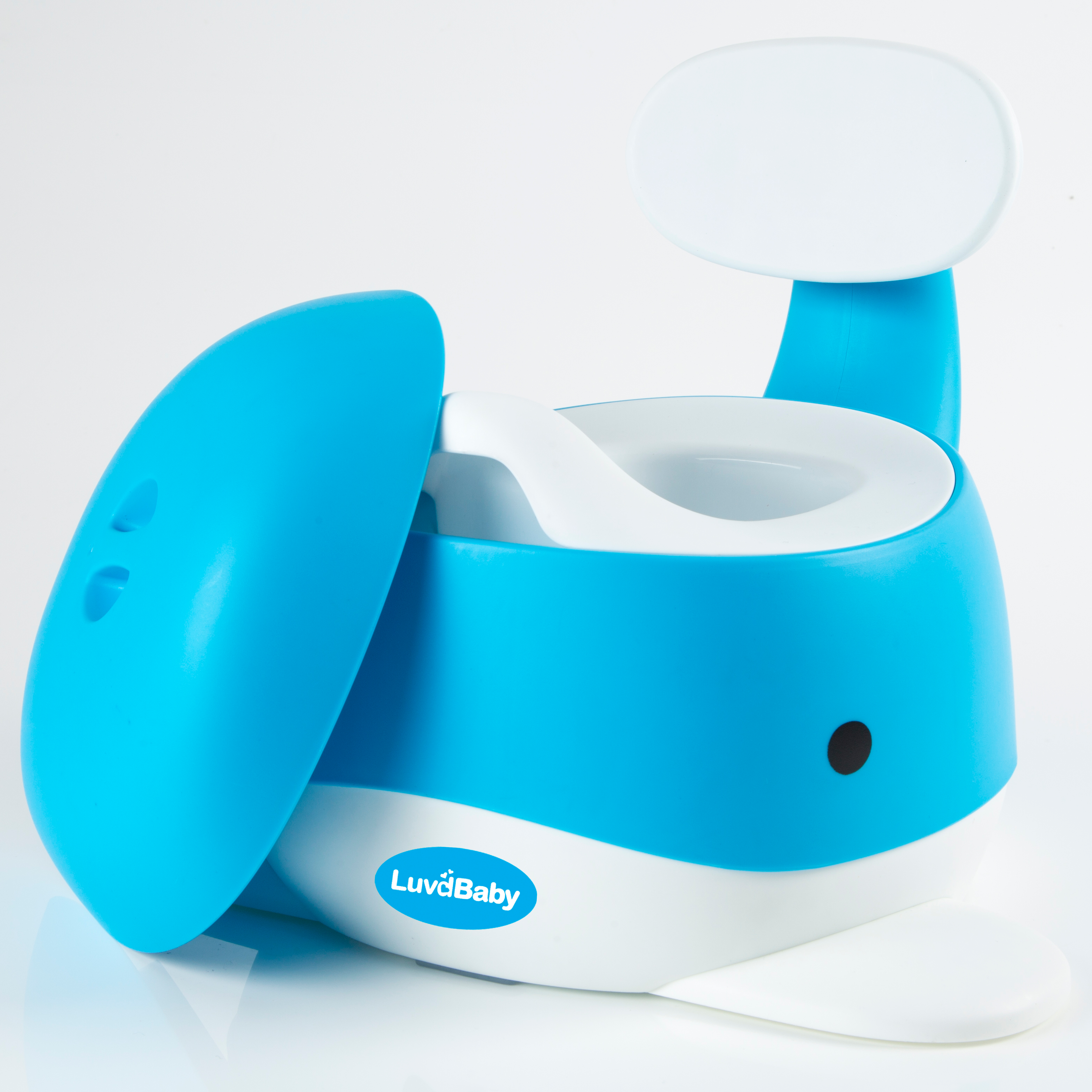 Whale Potty Chair Fun Toilet Training Seat For