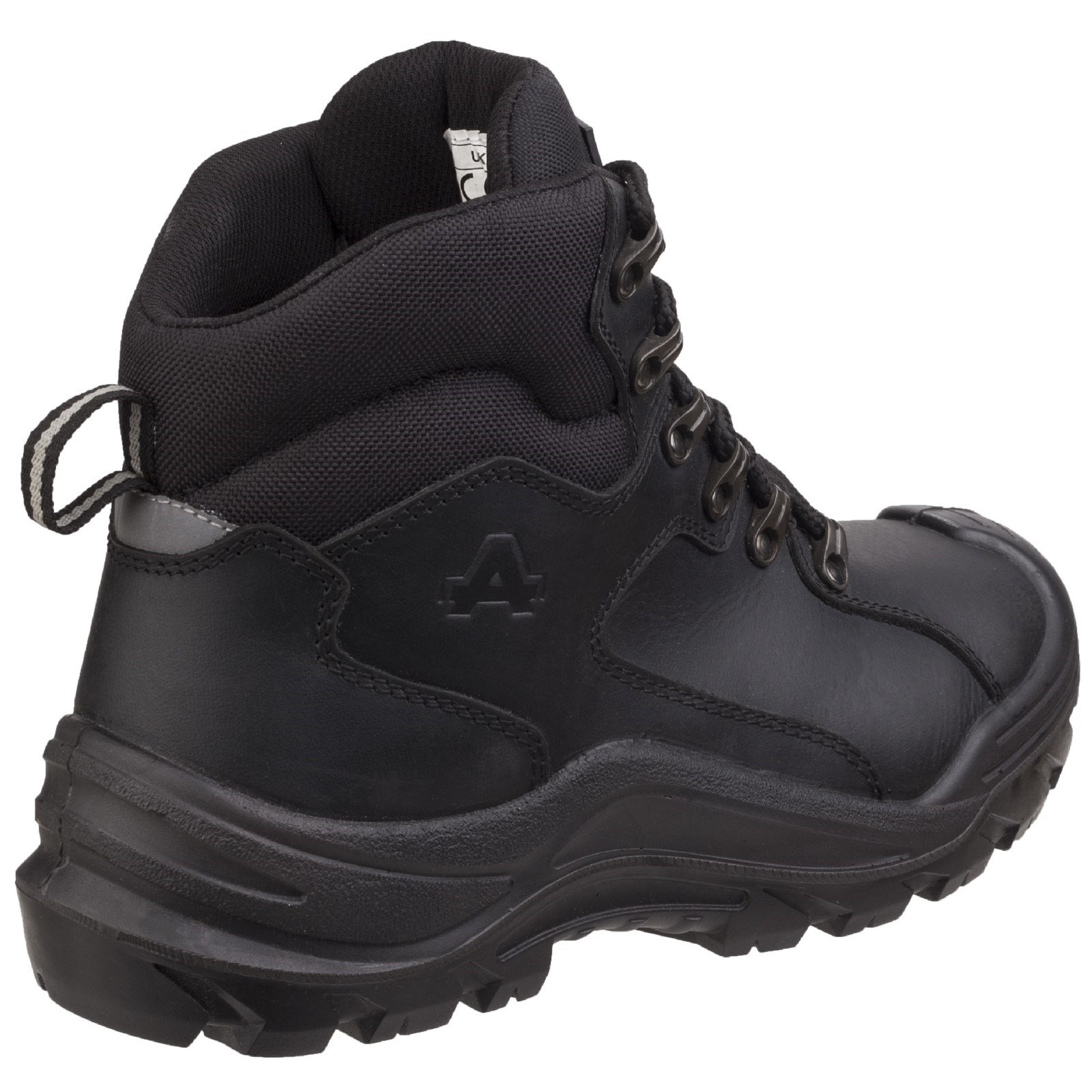 Ambler AS202 Water Water Water Resistant Comfortable Full Grain Leather Safety botas a8aaab