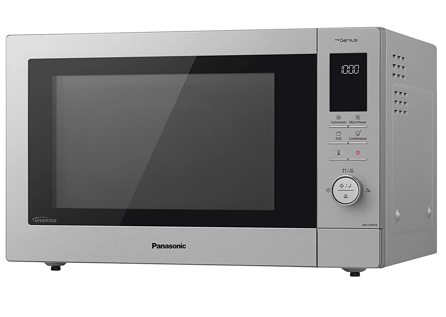 Panasonic NN CD87KSBPQ, 34L Combination
