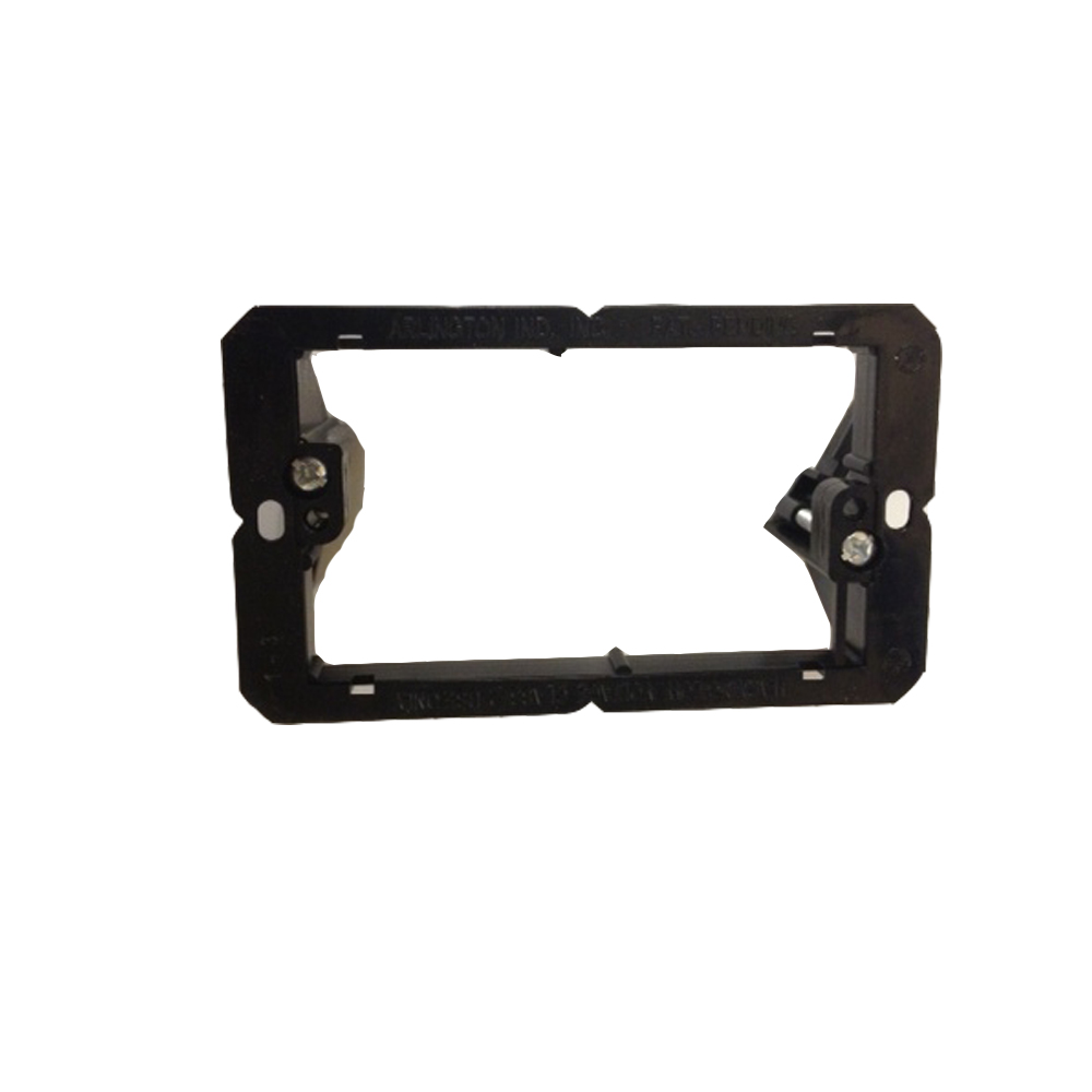 US USA Single Gang J Box Style In Wall Mounting Bracket For Cable Plates