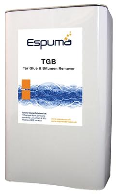 Espuma 0306-05 Tgb Tar Glue Bitumen Remover 5 Litre