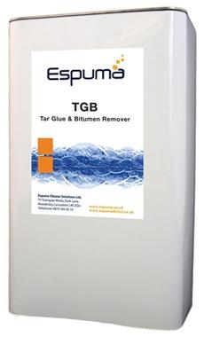 Espuma 0306-05 Tgb Tar Glue Bitumen Remover 5 Litre Thumbnail 1