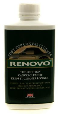 Renovo RFC1126 Soft Top Canvas Cleaner 500ml Thumbnail 1