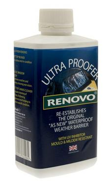 Renovo RUP5001117 Soft Top Ultra Proofer 500ml Thumbnail 1