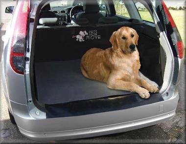 Streetwize SWPET3 Automotive Car Universal Fit Pet Boot Liner Single Thumbnail 1