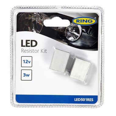 Ring Automotive LED501RES Car Van Led 5W Resistor Pair Thumbnail 2