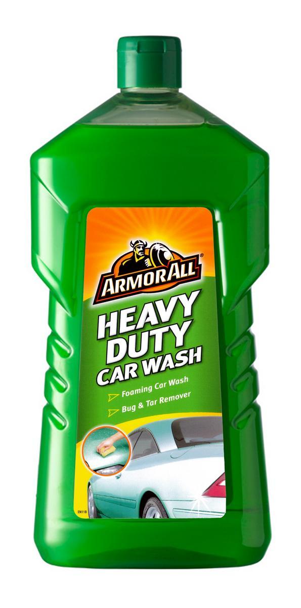 Armorall CLO26001ENW Car Cleaning Heavy Duty Slick Finish Wash Shampoo 1 Litre