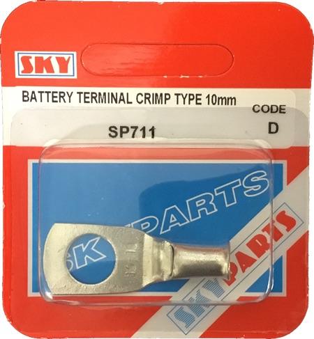 Sky Parts SP711 Car Van Automotive Accessory Hardware Battery Ring Terminal