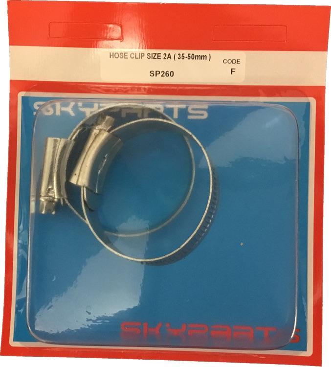 Sky Parts SP260 Car Van Automotive Accessory Hardware Hose Clip