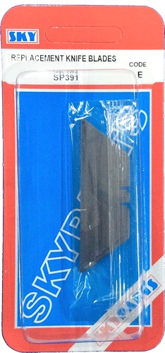 Sky Parts SP391 Car Van Automotive Accessory Hardware Replacement Knife Blades