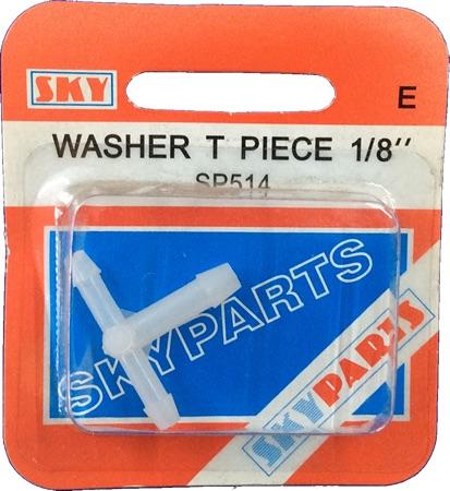 Sky Parts SP514 Car Van Automotive Accessory Hardware Washer T Piece 3mm